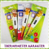 Jual Termometer Karakter Baru   Peralatan Kebutuhan Rumah Tangga Mur