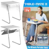 Meja Lipat Laptop Portable Table Mate II