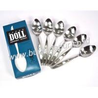 Bursa Dapur Super Doll Sendok Makan-6 pcs