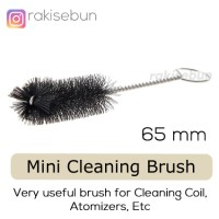 Mini Cleaning Brush / Sikat coil for Atomizer Bottle Liquid RTA RDA