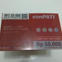 Nomor Cantik Telkomsel SimPATI 11 Digit Rapih 081 222 50 550