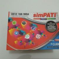 Nomor Cantik Telkomsel SimPATI 11 Digit Hoky 0812 168 9994