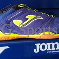 sepatu futsal joma superflex blue original 100% new model 2016