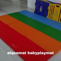 Playmat/Matras main bayi/anak Alqeemat 90cmx2mx4cm Rebondid70