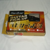 Spul Gitar / Pickup Gitar Akustik With Volume Made In Taiwan