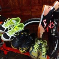 Jual Sepatu Futsal Nike Elastico Finale / Adidas Topsala