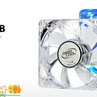 Deepcool XFAN 80 LED RED/BLUE - Fan Casing 8cm 1800Rpm