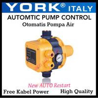 AUTOMETIC PUMP CONTROL YORK YRK-01 OTOMATIS POMPA AIR NEW AUTO RESTRAT