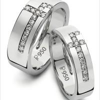 cincin sepasang,tunangan,kawin,perak 925