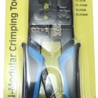 TANG CRIMPING RJ45 DAN RJ-11 TALON TL-568R