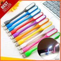 USB LED Lamp Light / Lampu Hemat Energi Portable Flexible (WN56)