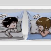 Bantal Sofa / Bantal Couple - Cute Insom