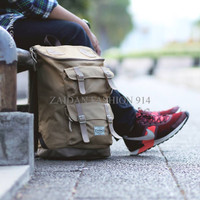 Tas Ransel Laptop Backpack Visval Majestic Gendong Branded Murah