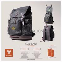 VISVAL RAVE - Tas Ransel Backpack Laptop