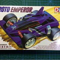 Tamiya Proto Emperor ZX merk DD