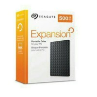 External Hard Disk Seagate Expansion 500GB