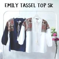 EMILY TASSEL TOP SK