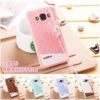 Samsung Galaxy A3 Fabitoo Soft Case Armor Silicone rubber cover