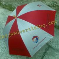 Payung Promosi Logo Perusahaan (Bahan Golf)