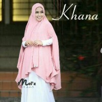 Khimar cardi khana original melz hijab