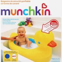Bak Mandi Bayi Baby Bath Tub Munchkin Bebek Duck Inflatable Tub