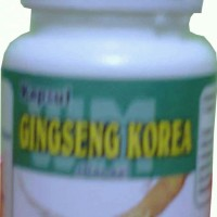 GINSENG KOREA KAPSUL