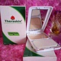 theraskin compact powder