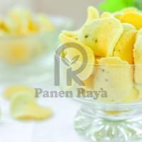 Krupuk Buah Kiwi Mangga PR 200gr Kerupuk Siap Makan