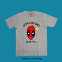Kaos Deadpool Chimichanga