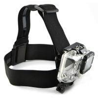 Elastic Adjustable Head Strap For GoPro and Xiaomi Yi