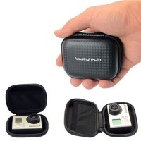 WallyTech Shockproof Storage Bag Case for Xiaomi Yi & GoPro