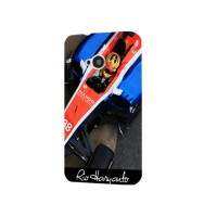 Rio Haryanto Hardshell Case for HTC One M7