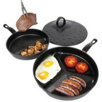 Divide wonder pan, Teflon 3in1