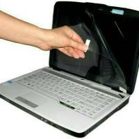 """Screenguard 12.4"""" (16:9) Anti Gores Layar Laptop"""