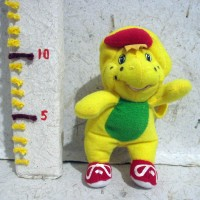 Boneka BJ Barney Mini Lembut Dan Detail Boneka Barney And Friends