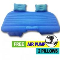 Car Mattress-Kasur Angin Bludru Premium - Free Air Pump and Repair Kit