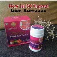 DISKON Sinensa Beauty Slim Herbal BPOM Original - Pelangsing Herbal BP
