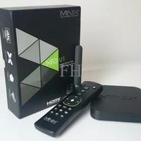 Minix Neo U1 TV Box + Minix Neo A2 Lite