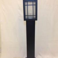 Lampu Taman Minimalis (LT 017) + FREE LED