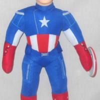 Boneka Super Hero Avenger Captain America Kids Boy Toys K521308