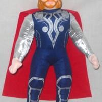 Boneka Avenger Super Hero Thor Mainan Kado Anak Laki-laki TT521307