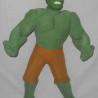Boneka Anak Cowok Super Hero Avenger Hulk Hadiah Ultah HH521310