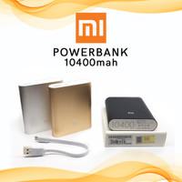 Powerbank Xiaomi 10400mah Real Capacity Original OEM