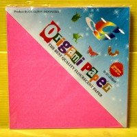 Guppy Kertas Origami 20 x 20 (Pak Isi 50 Lembar)