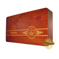 Cerutu Sultan Robusto Wooden Box - 24 batang