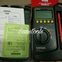 SANWA CD800A DIGITAL MULTIMETER JAPAN QUALITY