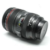 Gelas Minum Bentuk Lensa Kamera DSLR Food Grade BPA FREE