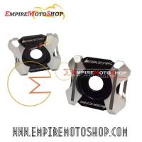 Aksesoris Bikers Ninja 250 Fi Chain Adjuster (Silver)