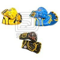 WOLON Gloves MMA Muay Thai Glove Sarung Tinju Kick Boxing Body Combat