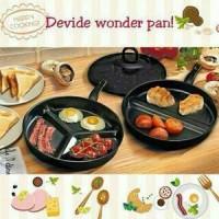Divide Wonder Pan Set As Seen On Tv / Divided Pan Set Murah